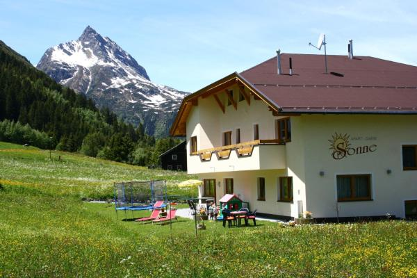酒店图片: Apart Garni Sonne, 加尔蒂