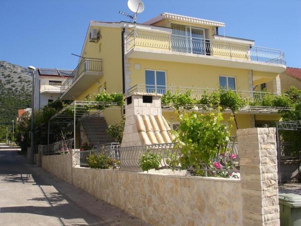 酒店图片: Apartment Orebic 12361a, 奥瑞比克