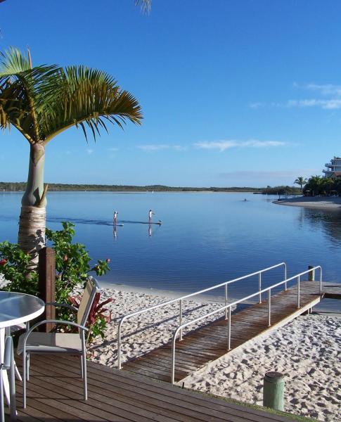 Hotellbilder: Skippers Cove Waterfront Resort, Noosaville