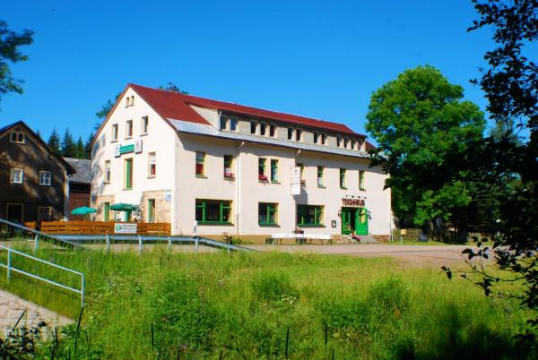 Hotelbilleder: Waldgasthaus & Pension Teichhaus, Holzhau