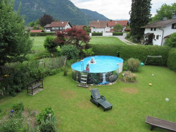 Hotelbilleder: Ferienwohnung Steffl Martina, Grassau
