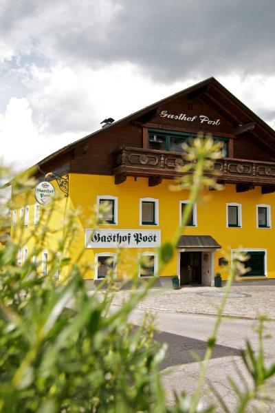 Foto Hotel: Gasthof Post, Peilstein im Mühlviertel