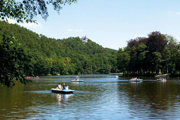 Hotellbilder: L'auberge du lac, Jalhay