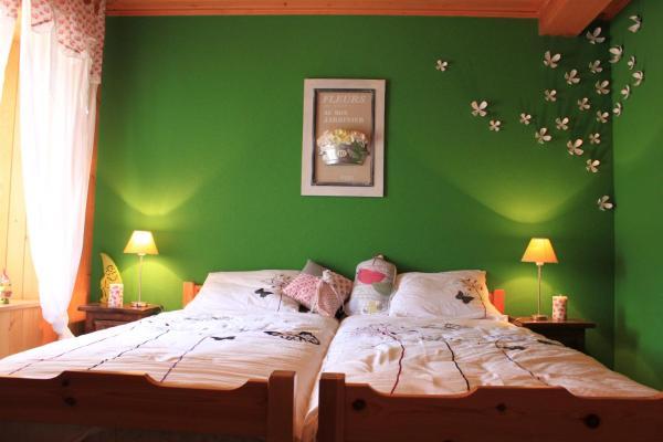 Hotel Pictures: Auberge de l'Ange, Albeuve