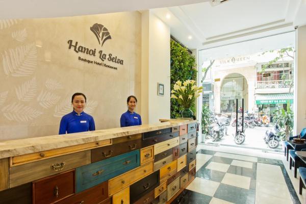 酒店图片: Hanoi La Selva Hotel, 河内