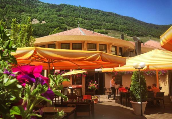 Hotel Pictures: Hotel Restaurant La Porte d'Octodure, Martigny-Croix