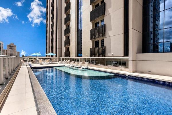 Hotel Pictures: Smart 4 - Apt 614, Águas Claras