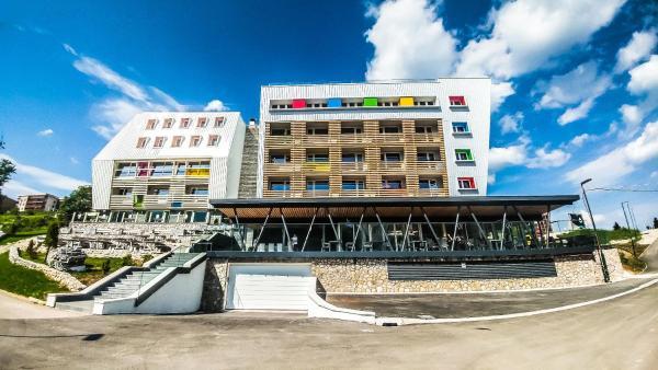 酒店图片: Hotel Han Bjelašnica, Bjelašnica
