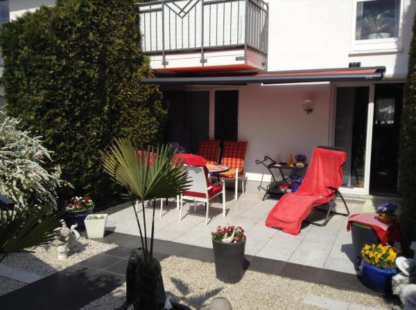 Hotelbilleder: Ferienhaus Marion am Rheinsteig Rheingau, Geisenheim