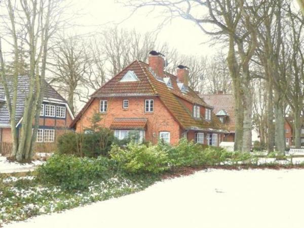 Hotelbilleder: Ferienhaus-Haus-am-Kurpark-Whg-2, Wyk auf Föhr