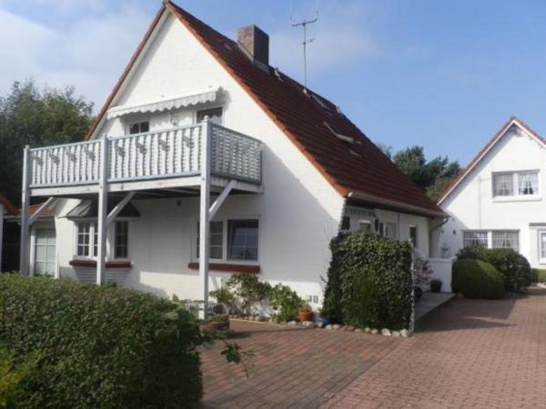 Hotelbilleder: Ferienwohnung-Whg-Maisfeld, Wyk auf Föhr
