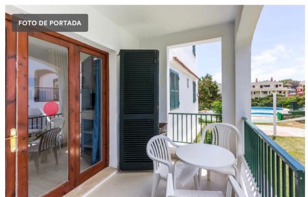 Hotel Pictures: Menorca - Ciutadella, Cala Enforcat, Cala en Forcat
