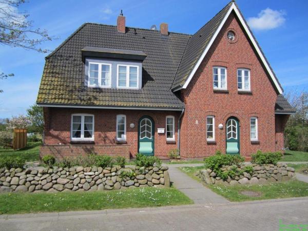 Hotelbilleder: Ferienwohnung-Sueuederwoi-EG, Borgsum