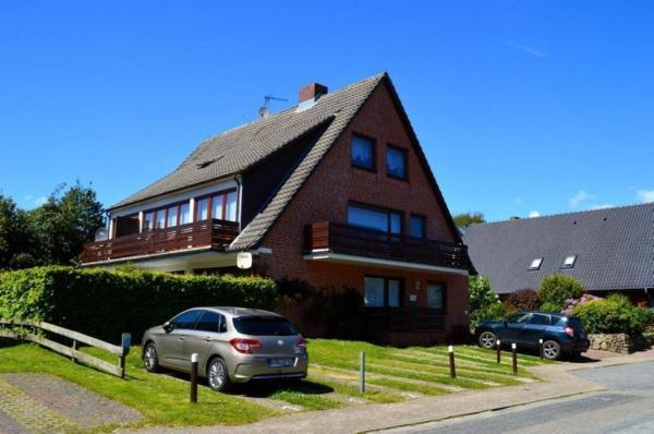 Hotelbilleder: Wiesenweg-Wohnung-06, Wyk auf Föhr