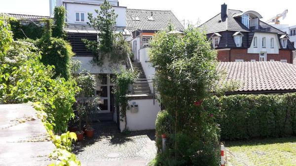 Hotelbilleder: Ferienwohnung-City-Appartement-in-Markdorf-am-Bodensee, Markdorf