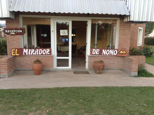 Фотографии отеля: El Mirador de Nono, Nono