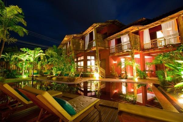 Hotel Pictures: Pousada Azul Maria, Baleia