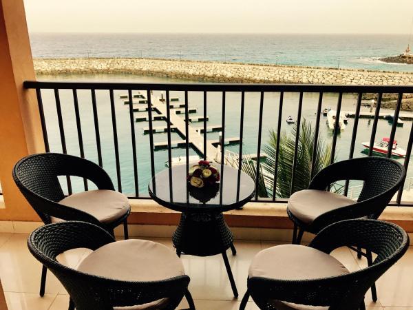 Zdjęcia hotelu: Mina Al Fajer Apartment, Dibba