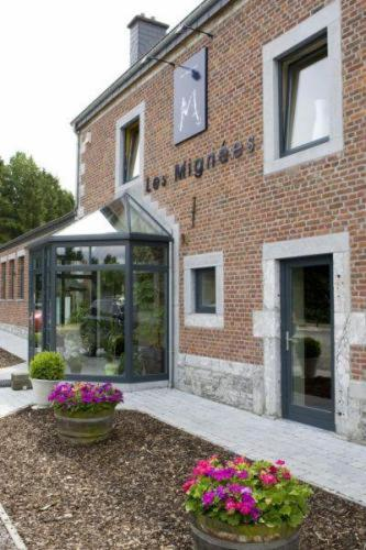 ホテル写真: Hotel Les Mignees, バルヴォー