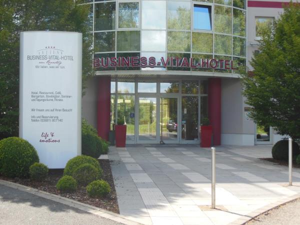 Hotelbilleder: Business Vital Hotel am Rennsteig, Suhl