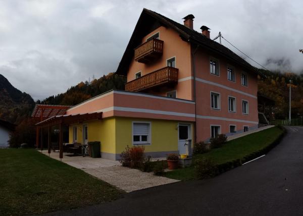 Hotelfoto's: Appartementhaus Alpina, Flattach
