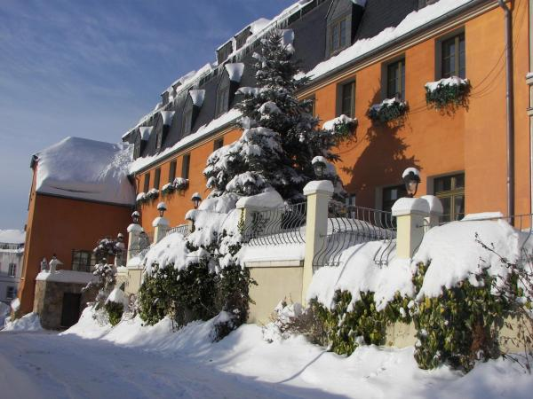 Hotelbilleder: Hotel Lay-Haus, Limbach - Oberfrohna