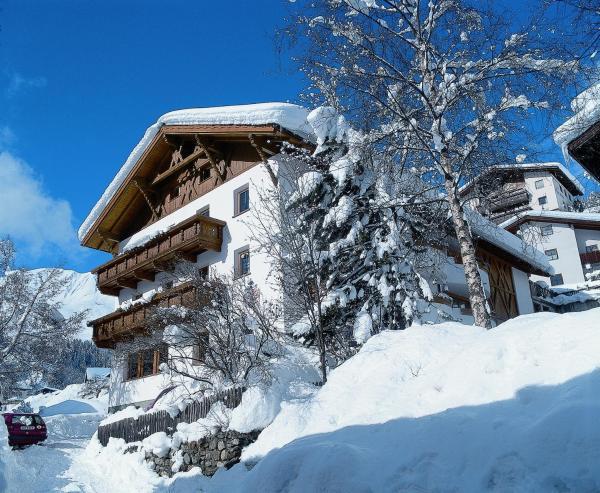 Fotografie hotelů: Pension Alpenrose, Serfaus