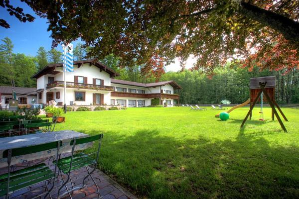 Hotelbilleder: Haus Waldesruh, Übersee