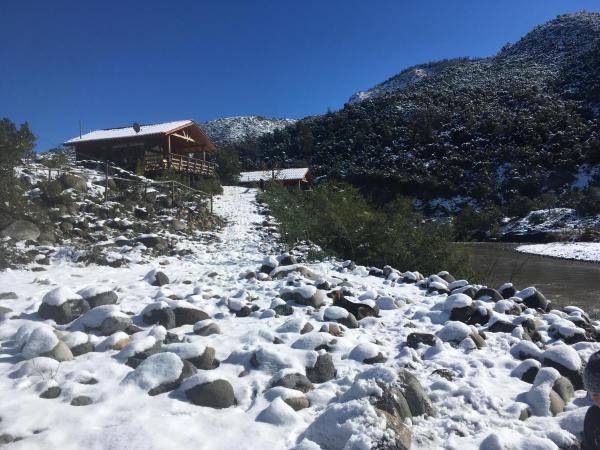 Фотографии отеля: Los Quenes River Lodge, Los Queñes