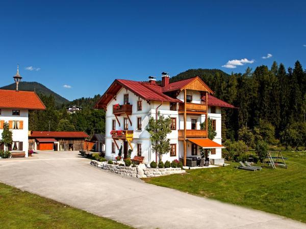 Hotelbilleder: Benzmühle, Reit im Winkl