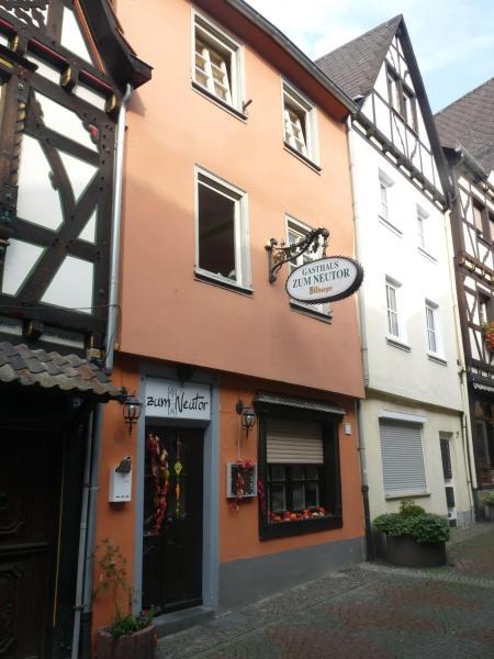 Hotelbilleder: Romantikhaus-in-Linz-am-Rhein, Linz am Rhein