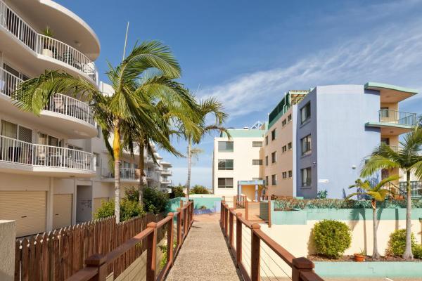 Zdjęcia hotelu: Bayview Harbourview Apartments, Mooloolaba