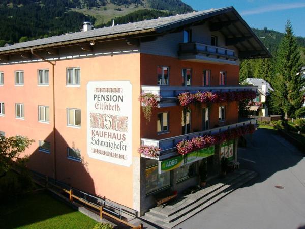 Fotos do Hotel: Pension Elisabeth, Russbach am Pass Gschütt