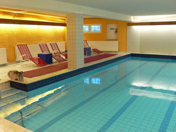 Hotelbilleder: Hotel Meran Hallenbad & Sauna, Saarbrücken
