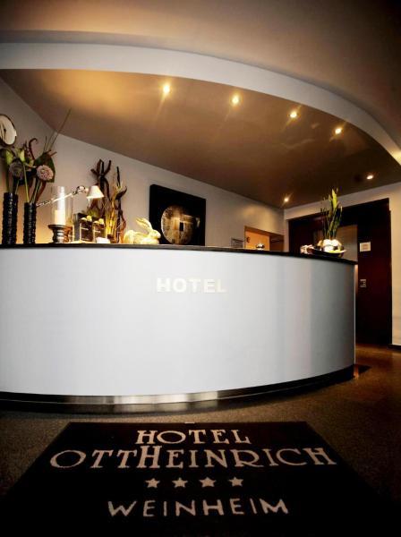Hotelbilleder: Hotel Ottheinrich, Weinheim