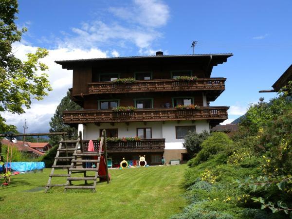 酒店图片: Apartment in Hart im Zillertal with One-Bedroom 2, Niederhart
