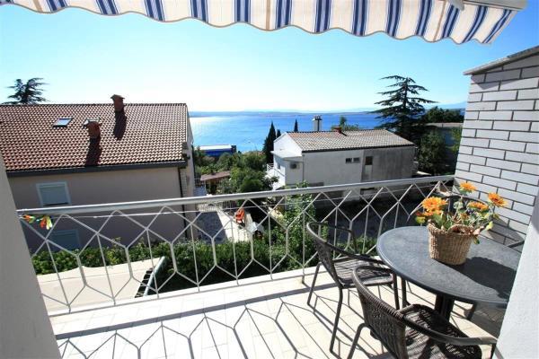 Fotos de l'hotel: One-Bedroom Apartment in Crikvenica I, Dramalj