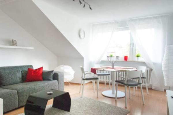 Hotelbilleder: Wohnung Maute DG, Frechen