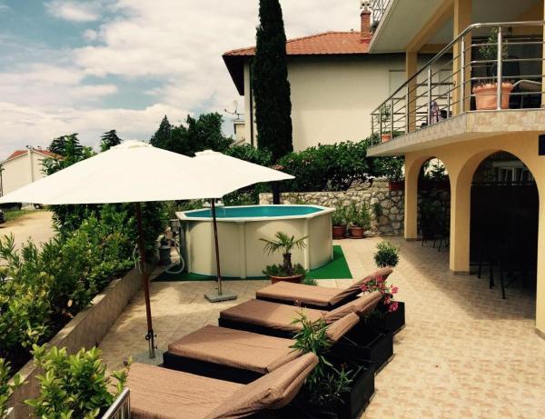 Foto Hotel: One-Bedroom Apartment Crikvenica near Sea 7, Dramalj