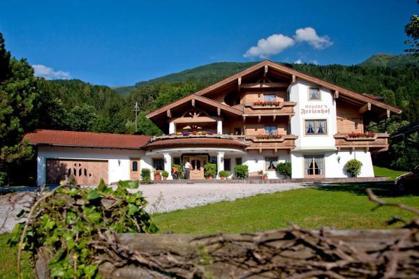 酒店图片: Hart im Zillertal Two-Bedroom Apartment 1, Niederhart