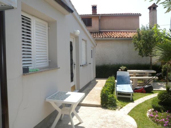 Hotelbilleder: One-Bedroom Apartment in Valbandon/Istrien 8518, Fažana