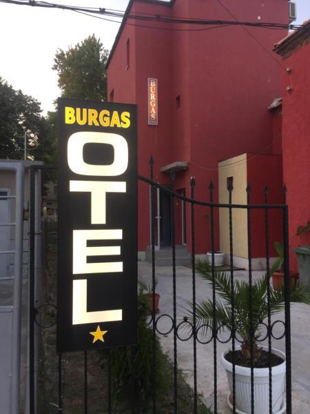 ホテル写真: Otel Burgas, Svilengrad