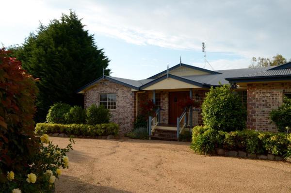 Hotelbilleder: Brick Creek House, Stanthorpe