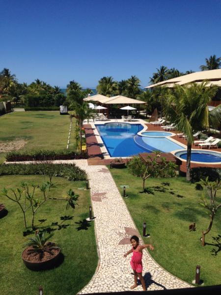 Hotel Pictures: 3 Suítes, praia e piscina, Itacimirim
