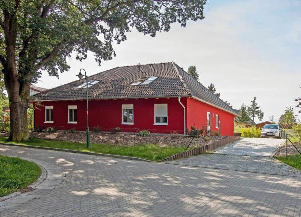 Hotelbilleder: Villen am See - 4-Raum Häuser DHH Nordwind, Korswandt