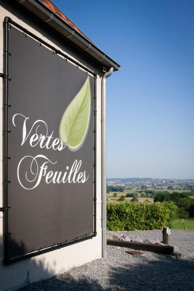 Фотографии отеля: Vertes Feuilles, Сен-Совёр