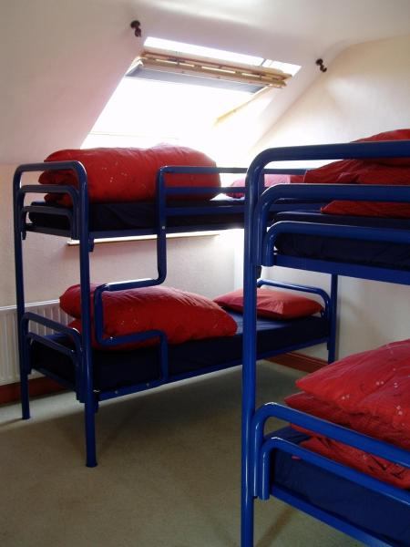 10-Bed Private Dormitory Room