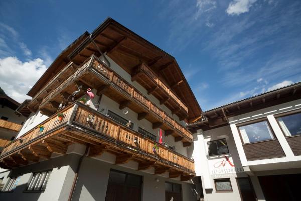 酒店图片: Alfonsstüberl - Ferienwohnungen & Restaurant, 英维格拉顿