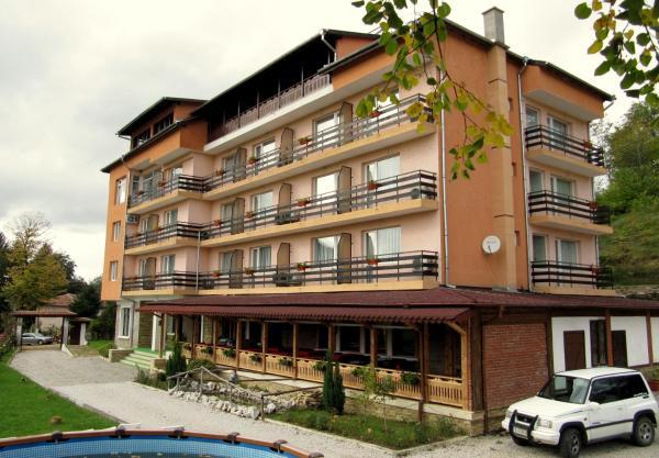 酒店图片: Family Hotel Lipite, Tipchenitsa