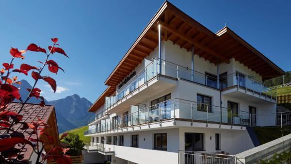 Foto Hotel: Apart Alpin, Lermoos